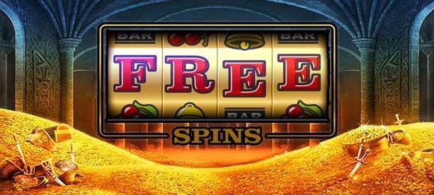 Free spins uten omsetning för spilleautomater på casinoer